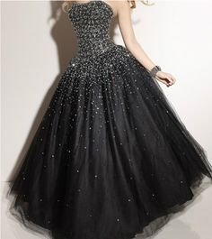 I'd feel like a princess in this =) <3