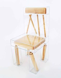 The Curious Chairs of Joyce Lin | Trendland