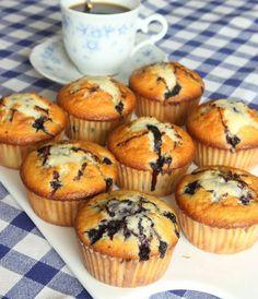 Cupcake Recipes, Baking Recipes, Dessert Recipes, Desserts, Fika, Dessert Drinks, Food Inspiration, Food And Drink, Tasty