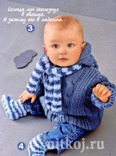 e4c862b13c43 18 Best BABY BOY KNITTING images