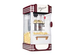 Popcornmaschine -  Fünf Mal auf Catering im Kino verzichtet, schon finanziert, die eigene Maschine.