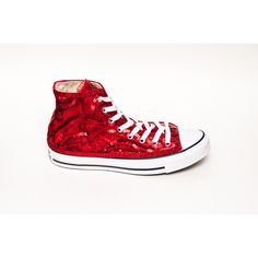 636b070ec9afc3 Tiny Sequin Starlight Grape Purple Converse All Star Low Top Canvas...  (£92) ❤ liked on Polyvore featuring shoes
