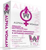 ALPHA WOMAN Fat Burner - The Best Weight Loss Supplement for Women, The World's First Multipurpose Feel Good Thermogenic Energizer, Libido Booster, Appetite Suppressant & Mood Enhancer, 60 Capsules - http://www.painlessdiet.com/alpha-woman-fat-burner-the-best-weight-loss-supplement-for-women-the-worlds-first-multipurpose-feel-good-thermogenic-energizer-libido-booster-appetite-suppressant-mood-enhancer-60-capsul/