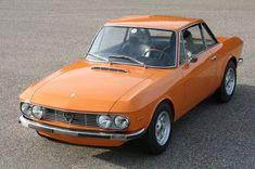 Lancia Fulvia Coupé 1600 HF with engine Dohc Maserati, Ferrari, Lamborghini, Lancia Delta, Alfa Romeo, Classic Sports Cars, Classic Cars, Retro Cars, Vintage Cars