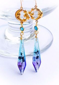 Kawaii Jewelry, Kawaii Accessories, Cute Jewelry, Jewelry Accessories, Fashion Accessories, Jewelry Design, Fashion Jewelry, Magical Jewelry, Accesorios Casual