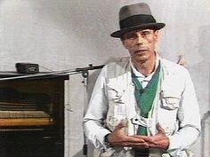 Joseph Beuys, «Speech made during live satellite telecast of opening of documenta 6», 1977