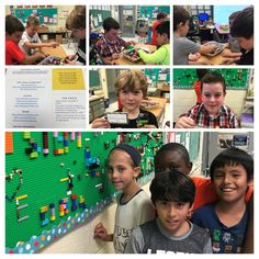 """Claremont Club Day1 Construction Club 🙏 PTA """"Everything is Awesome!"""""""