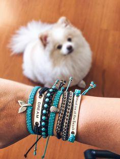 Gold Rings Jewelry, Hand Jewelry, Dainty Jewelry, Cute Jewelry, Jewelry Accessories, Purvida Bracelets, Summer Bracelets, Bracelet Crafts, Bracelet Set