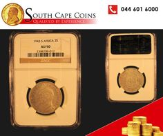 A definite must-have for the ultimate coin collector! The 1943 Two Shilling is available for sale at South Cape Coins. Call us on 0861 0 COINS today! Coin Grading, Coins For Sale, Cape, Investing, Mantle, Cabo, Cloak, Conservation