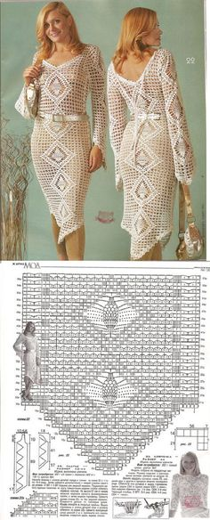Crotchet Dress Pattern