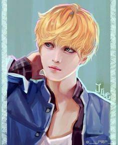 Jaejoong FanArt ❤️ JYJ Hearts