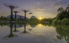 sunrise reflection@GBTB by Senthil Kumar Damodaran on 500px
