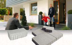 Lineo | Pflastersteine | | Terrassenplatten, Pflastersteine, Gartenmauer, Stufen