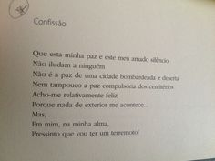 Mario Quintana is a master of poetry. Love him!