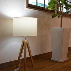 スタンドライト1灯タイプTRIPODLargeトリポッド・ラージlx-104868ジェンコ【RCP】北欧モダンインテリアナチュラルテイストライト照明フロアスタンド