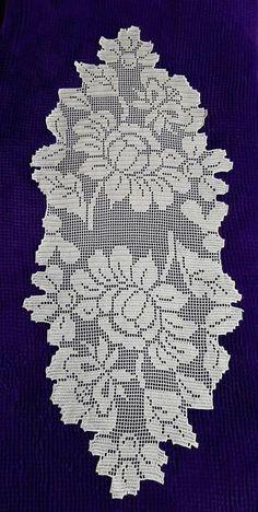 Crochet Hobo Bag, Crochet Mat, Crochet Doily Diagram, Crochet Cord, Filet Crochet Charts, Crochet Triangle, Thread Crochet, Crochet Gifts, Crochet Placemats