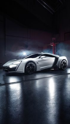 We may just count Lamborghini, Ferrari and Bugatti in a set of super cool cars on this plant. But now expand your list since Beirut-based W Motors' Lykan Hypersport is joining the pack. Luxury Sports Cars, Sport Cars, Bugatti, Maserati, Supercars, Lykan Hypersport, Automobile, Car Backgrounds, Assurance Auto
