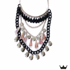 Collar Coleccion '15 Casa Babylon