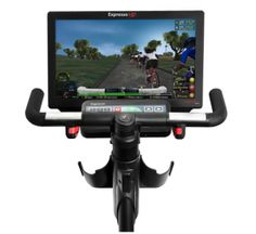Escape reality and workup a sweat with the HD Expresso Upright Bike. Over 40 virtual bike tours let you explore places you have never been without stepping foot outside. Watch a virtual product demonstration to see how you can ride from the comfort of your home, with all the benefits of riding outside.