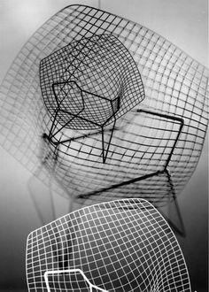 — Bertoia Chair 1962