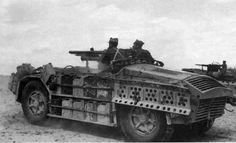 Camionetta AS.42/43 Sahariana con con gun anti-carro 47/32mm