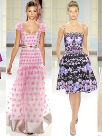 spring 2014 fashion trends | ... Fashion Week Spring 2014: Whimsical Collections - Mulberry Spring 2014