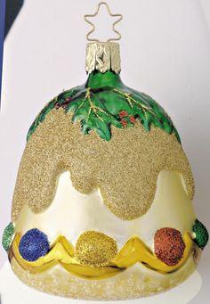 Inge Glas 2005#Christbaumschmuck#aus dem Hause Inge Glas.Weihnachtsbaumschmuck made in Germany mundgeblasen und von Hand bemalt bei www.gartenschaetze-online.de