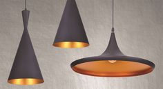 Love these pendant lights by Azzardo. Currently available from ACHICA