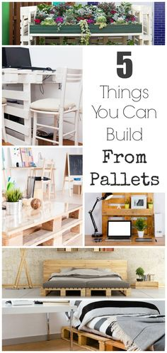 Here are some tips on things to be aware of before you start working with and painting pallets for interior home use.