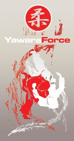 [Logo & Graphics] - Yawara Dojo - Promo + Merchandise on Behance