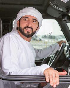 Hamdan bin Mohammed bin Rashid Al Maktoum, 17/02/2018. Foto: khalidaldarae