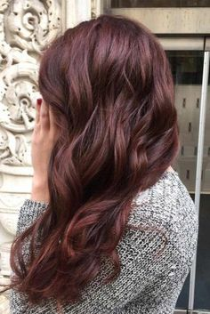 Dark Red Hair Color picture2