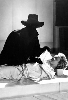 """Vincent Price and Carolyn Jones in """"House Of Wax""""."""