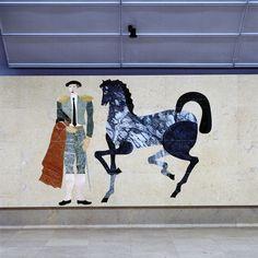 Arte no Metro - Lisboa
