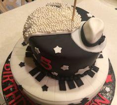 Michael Jackson cake 2014