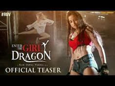 Enter The Girl Dragon - Movie Trailer