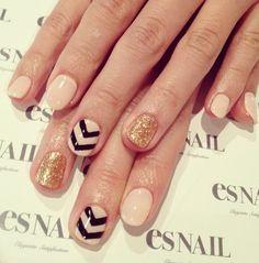Fun Neutral Nails