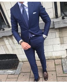 Today I am going to talk about the best blue suits for men. After researching, testing, and recommending the best blue suits for men that you can afford. Best Blue Suits, Best Suits For Men, Blue Suit Men, Cool Suits, Guy Fashion, Mens Fashion Suits, Mens Suits, Style Fashion, Fashion Trends