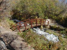 easy utah hike - cascade springs
