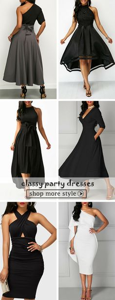 Womens Fashion: classy and sexy party dresses for women. #liligal #dresses #womenswear #womensfashion