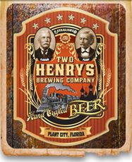 Two Henrys Brewing Company- for Larry