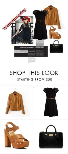"""""""#wintertospring4"""" by aliss90 ❤ liked on Polyvore featuring Dolce Vita, Mulberry and Wintertospring"""