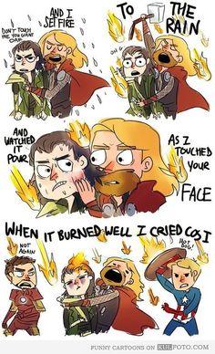 funny avenger tumblr | funny avengers | Tumblr