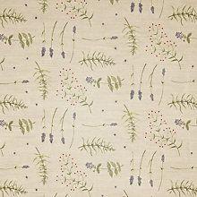 Buy John Lewis Herb Garden PVC Tablecloth Fabric, Green Online at johnlewis.com