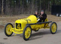 Ford Model T vintage racing car