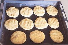 Ψωμάκια για Μπέργκερ Burger Buns, Food Processor Recipes, Pie, Desserts, Torte, Tailgate Desserts, Cake, Deserts, Fruit Cakes