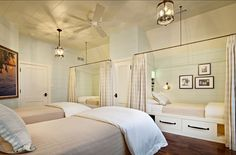 guest bedroom | McCormack & Etten Architects