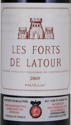 2005 Les Forts de Latour