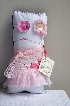 pretty in pink softie