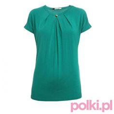 Elegancka bluzka Quiosque #polkipl #koszula #praca #dresscode
